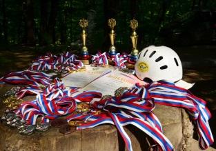 Команда Кивиниеми серебряный призер Кубка России по рафтингу 2018