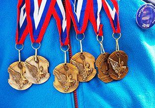 Команда Кивиниеми абсолютный чемпион Санкт-Петербурга по рафтингу в 2015 и 2016 г.